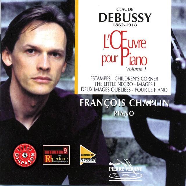 Debussy : L'oeuvre pour piano, vol.1 Albumcover