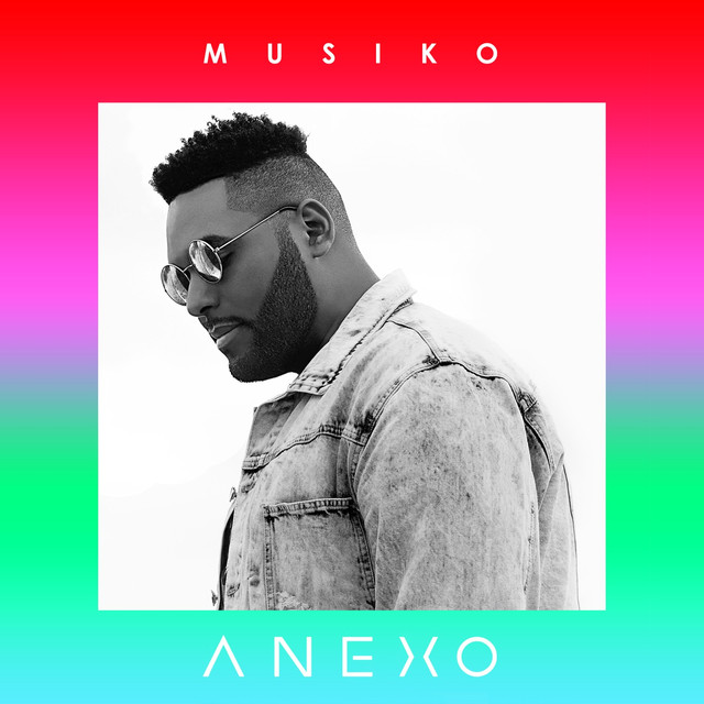 Album cover for Anexo by Musiko