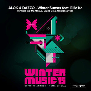 Winter Sunset Remixes Part.2 (Green Valley Winter Music 2015 Anthem) Albümü