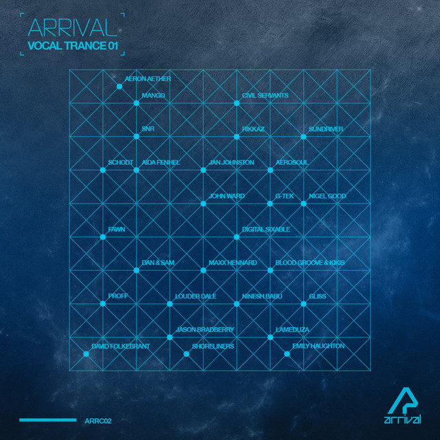 Arrival Pres. Vocal Trance 01
