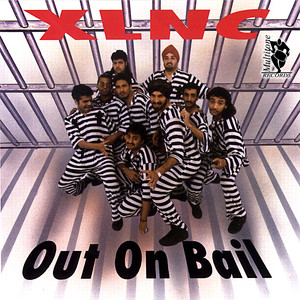 Out on Bail Albumcover
