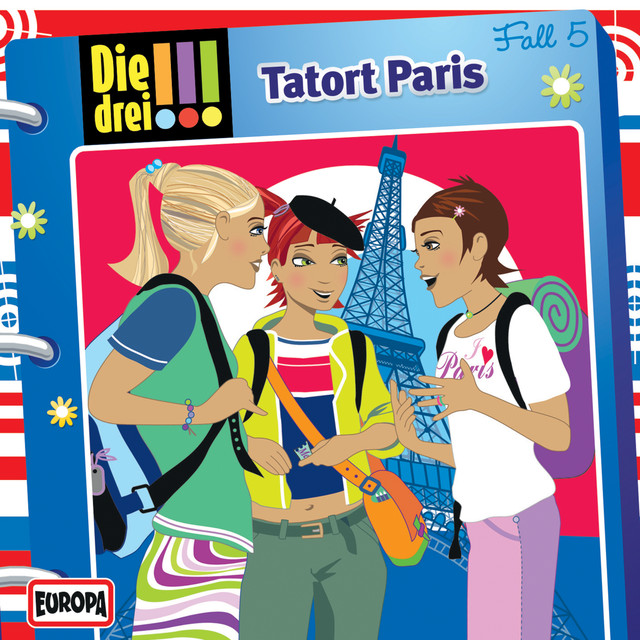005 - Tatort Paris Cover