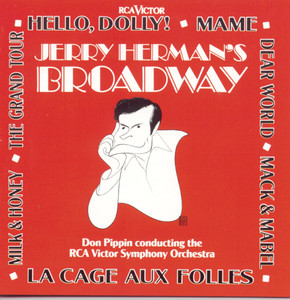 Jerry Herman, Donald Pippin, RCA Victor Symphony Orchestra Mame cover