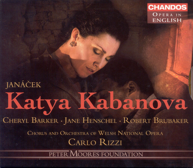 Janacek: Katya Kabanova (Sung in English)