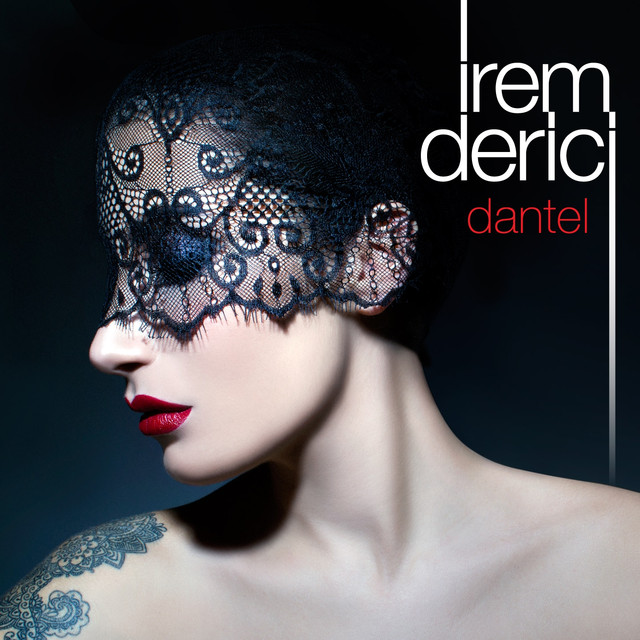 Album cover for Dantel by İrem Derici