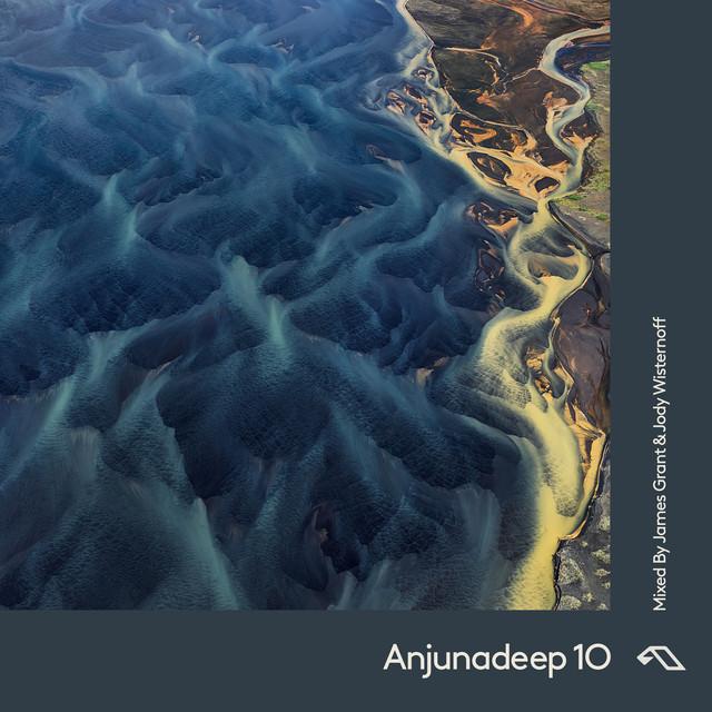 Album cover for Anjunadeep 10 by James Grant, Jody Wisternoff