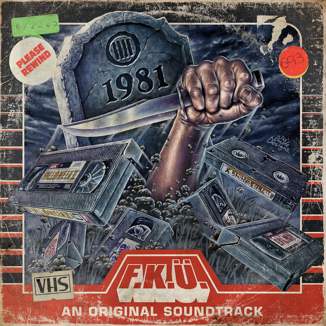 Album cover for 1981 by F.K.Ü.