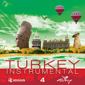 Turkey İnstrumental, Vol. 4 Albümü