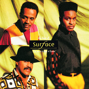The Best of Surface: A Nice Time 4 Lovin' album