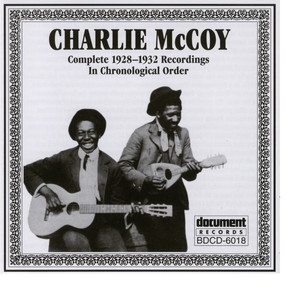 Charlie McCoy (1928-1932) album
