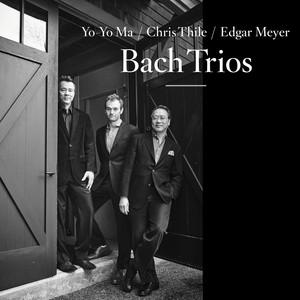Bach Trios album