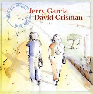 Jerry Garcia Band, Jerry Garcia I'm Troubled cover