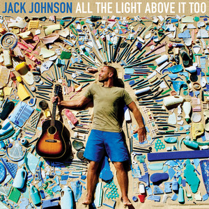 Jack Johnson Sunsets for Somebody Else cover