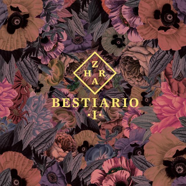 Album cover for Bestiario 1 by Zahara