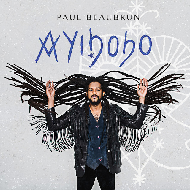Album cover for Ayibobo by Paul Beaubrun