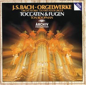 Bach, J.S.: Toccatas & Fugues BWV 538; BWV 540; BWV 564; BWV 565 - Bach, Johann Sebastian