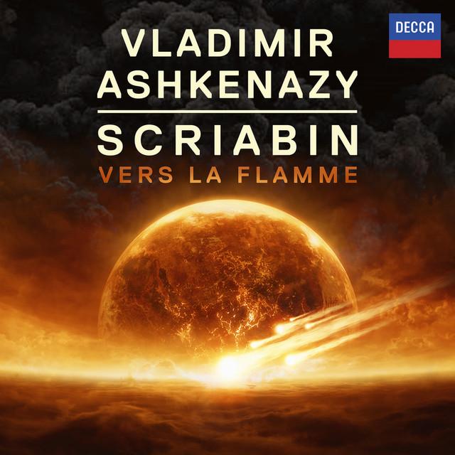 Scriabin: Vers la Flamme Albumcover