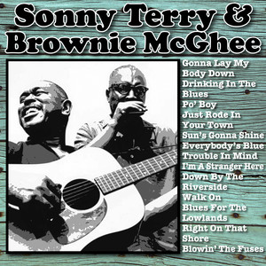 Sonny Terry, Brownie McGhee I'm a Stranger Here cover