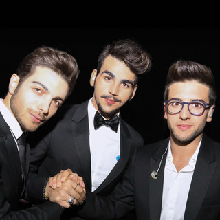 Il Volo, Plácido Domingo O Sole Mio cover