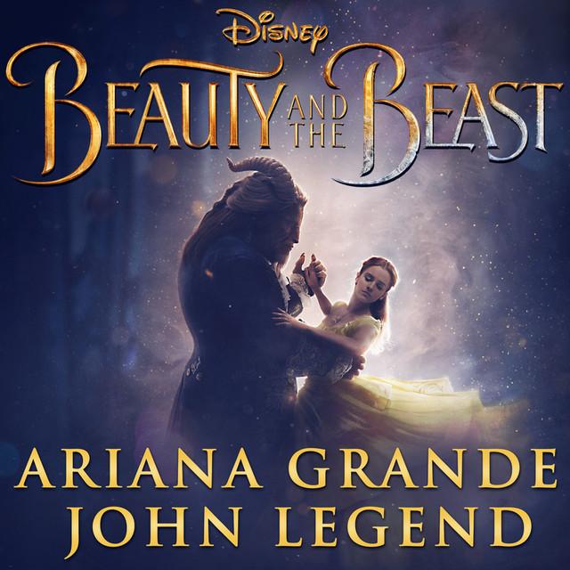 Resultado de imagem para Ariana Grande & John Legend - Beauty And The Beast