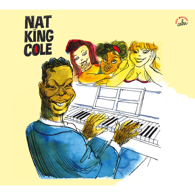 BD Music & Cabu Present Nat King Cole Albumcover