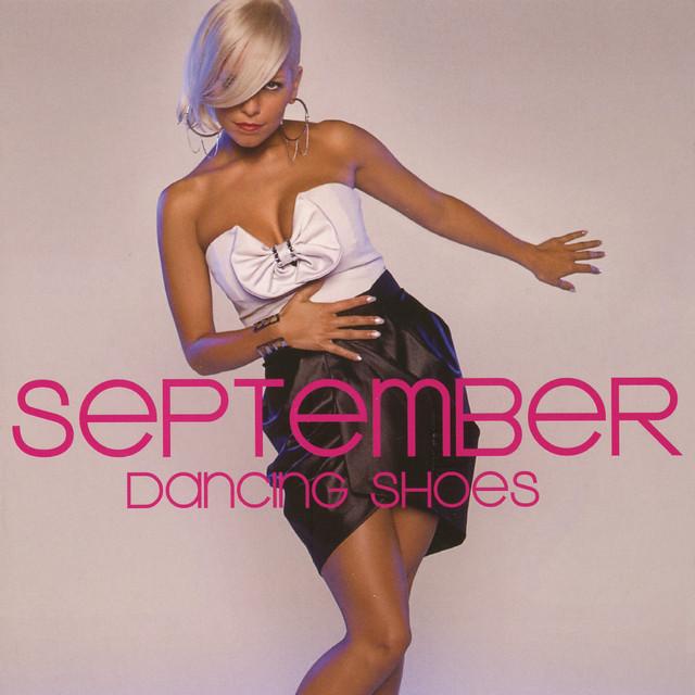 Skivomslag för September: Dancing Shoes