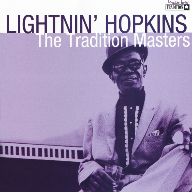 Tradition Masters Series: Lightin' Hopkins
