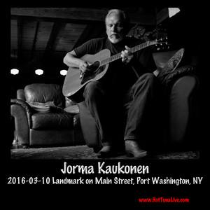 2016-03-10 Landmark on Main Street, Port Washington, NY (Live) album