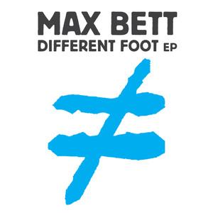 Copertina di Max Bett - Different Foot