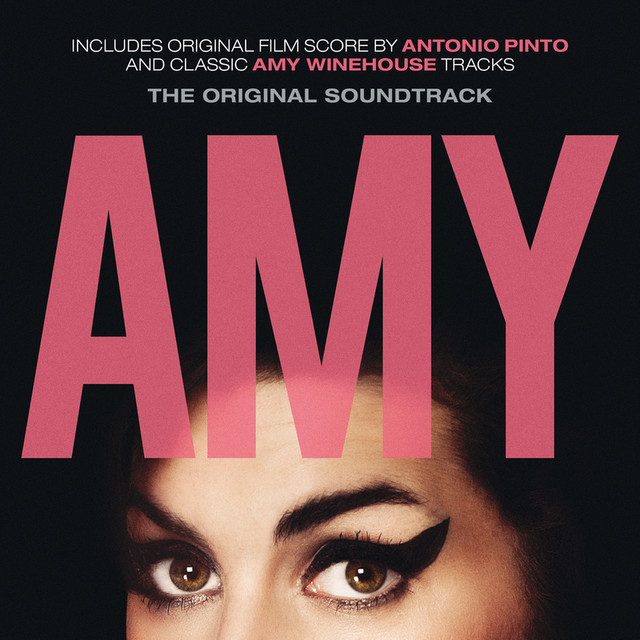 AMY (Original Motion Picture Soundtrack) Albumcover