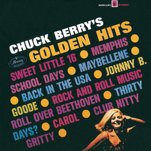 Chuck Berry's Golden Hits Albumcover