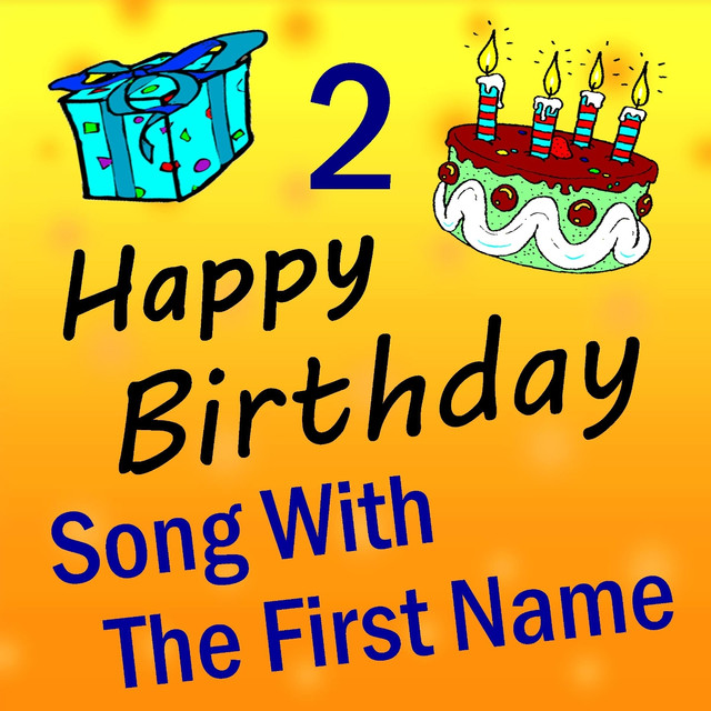 Song With The First Name Vol 2 By Happy Birthday On Spotify