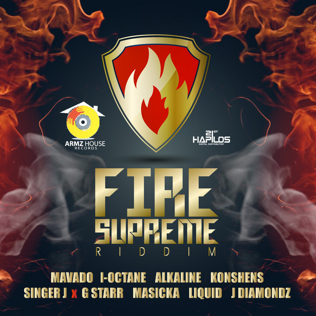 Fire Supreme Riddim - Instrumental, a song by armz house on Spotify
