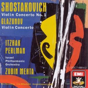 Violin Concertos Albumcover