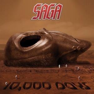 10,000 Days album