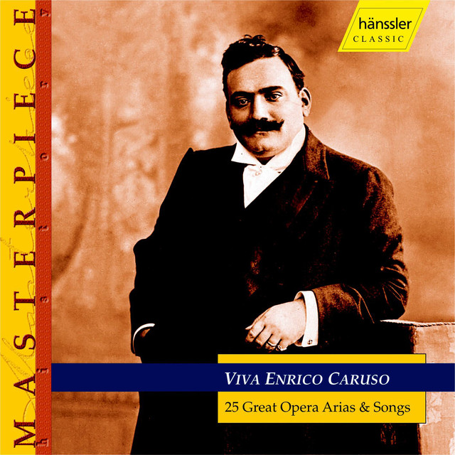 Caruso, Enrico: 25 Great Opera Arias and Songs