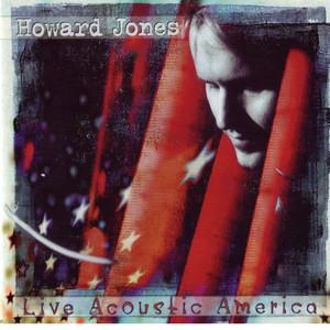 Howard Jones New Song cover