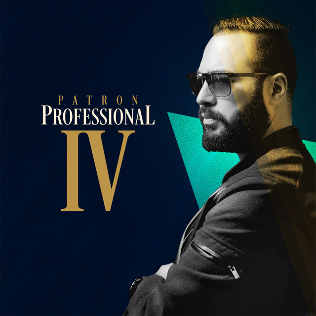 Album cover for Professional 4 by Patron