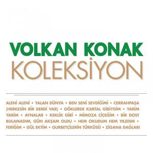 Volkan Konak Koleksiyon Albümü