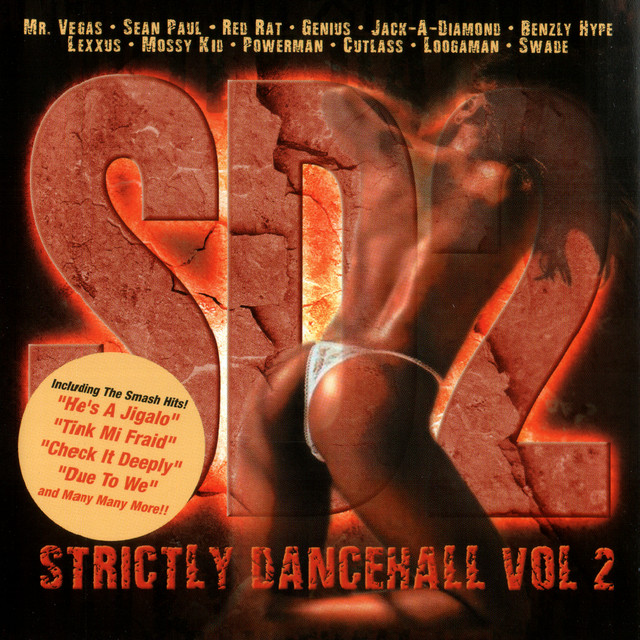 Various Artists Strictly Dancehall Volume 2 album cover