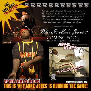 Running Tha Game album