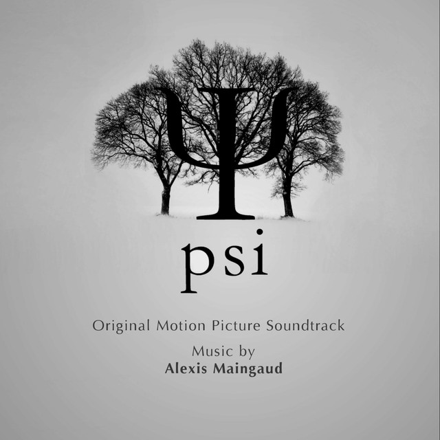 Album cover for Psi (Original Motion Picture Soundtrack) by Alexis Maingaud