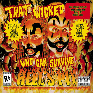 Hell's Pit Albumcover