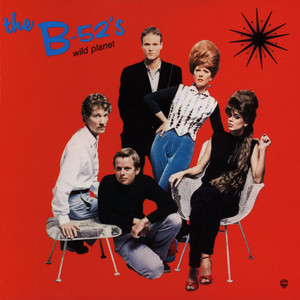 The B‐52s Devil in MyCar cover