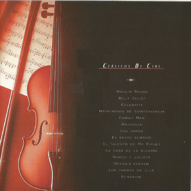 Clásicos de Cine Albumcover