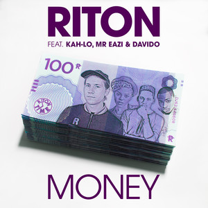 Riton, Kah-Lo, Mr Eazi, DaVido Money cover