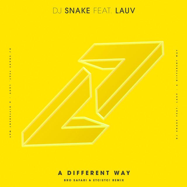 A Different Way (Bro Safari & ETC!ETC! Remix)