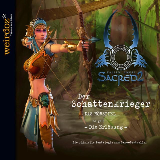 Sacred - Der Schattenkrieger - Folge 5 - Die Erlösung Cover