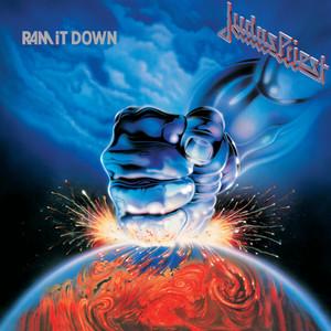 Judas Priest Blood Red Skies cover