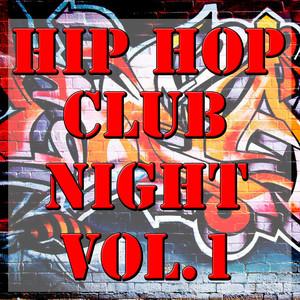 Hip Hop Club Night, Vol.1 Albumcover